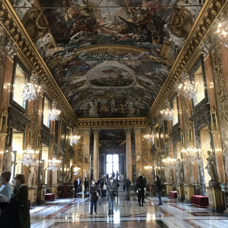 Colonna Gallery's Great Hall