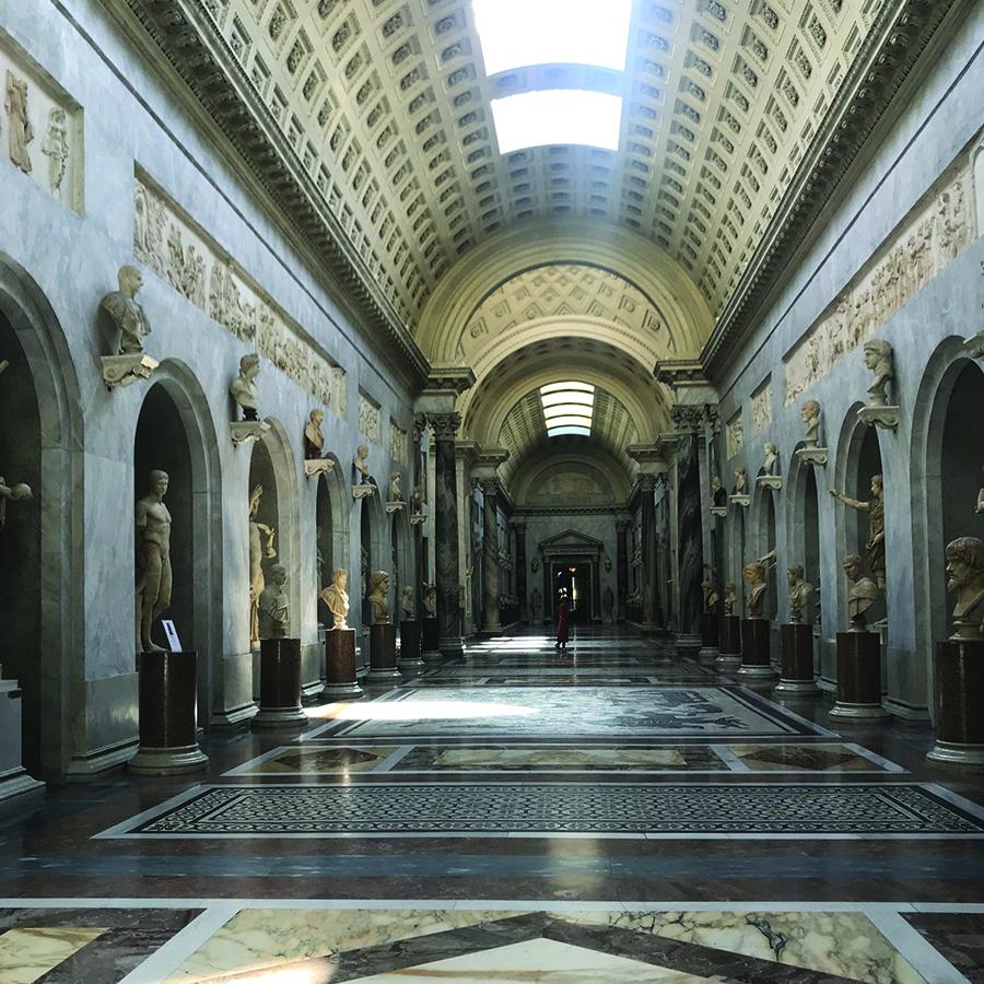 Vatican Museums, Braccio Nuovo