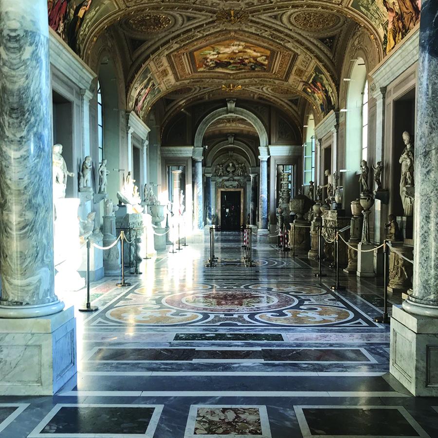 Vatican Museums, Candelabra's Gallery